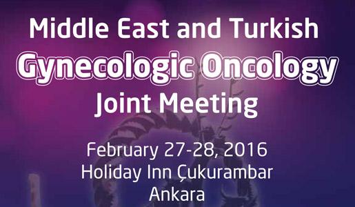 'Trofoblastik Hastalıklar Derneği 2016 yılı Bölgesel Toplantısı 27-28 Şubat 2016 tarihlerinde Ankara' da Middle East and Turkish Gynecologic Oncology Joint Meeting kapsamında yapılmıştır